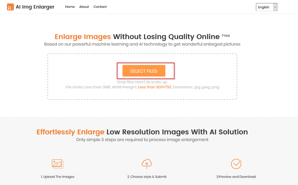 Enlarge And Enhance Images Online Using This Free Tool - I