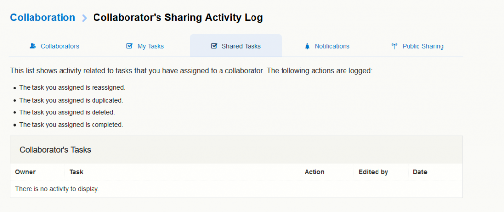 seeing shared tasks assigned in Toodledo