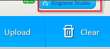 making ringtones using Ringtone Studio in HD Video Converter Factory Pro