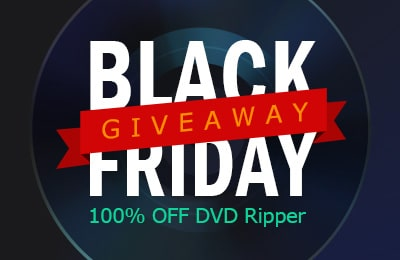 Black Friday 2019 giveaway and sale from Digiarty