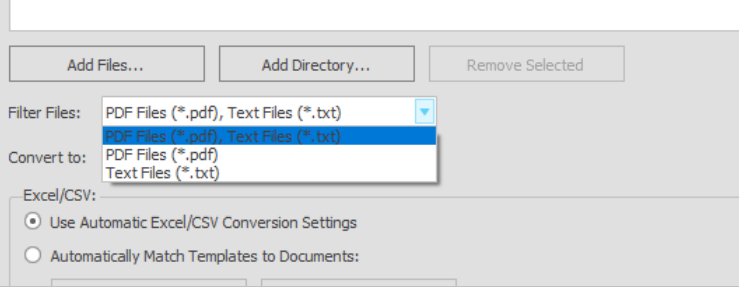 batch converter tool in Able2Extract Professional 15