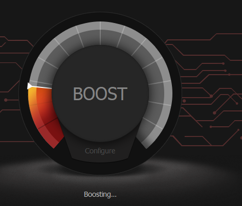 boosting system performance with Smart Game Booster