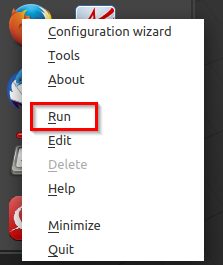 running apps in sandbox mode using Firetools in Linux Mint