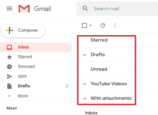 Multiple Inboxes in Gmail