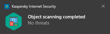 third party anti-virus scan of WhyNotWin11