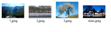 WebP images converted to JPEG